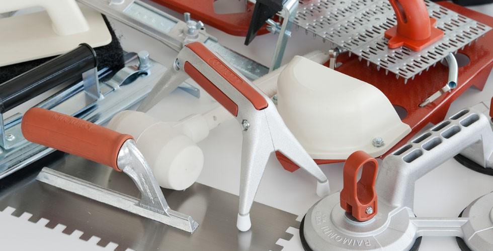 Raimondi le migliori macchine ed attrezzature per la - Cunei per piastrelle ...