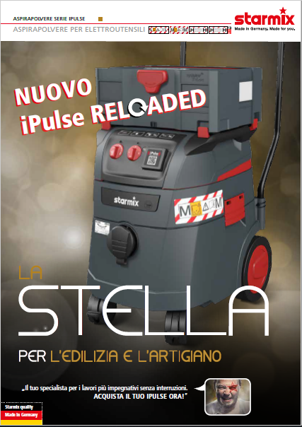 NUOVO STARMIX Ipulse Reloaded