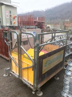 Vendita attrezzatura edile usata piattaforma di for Montacarichi usati